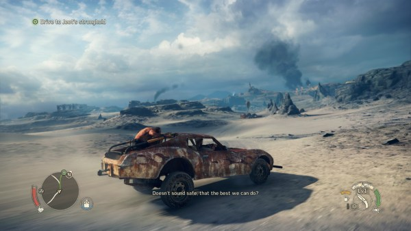 Mad Max Review Screenshot Wallpaper is it Safe
