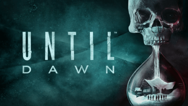 Until Dawn Review Screenshot Wallpaper Title Screen