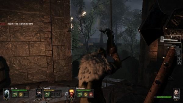 Warhammer Vermintide Review Screenshot Wallpaper Onward