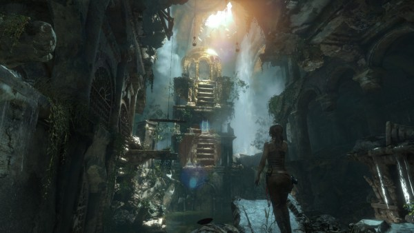 Rise of the Tomb Raider Review Screenshot Wallpaper Ruins in Syria