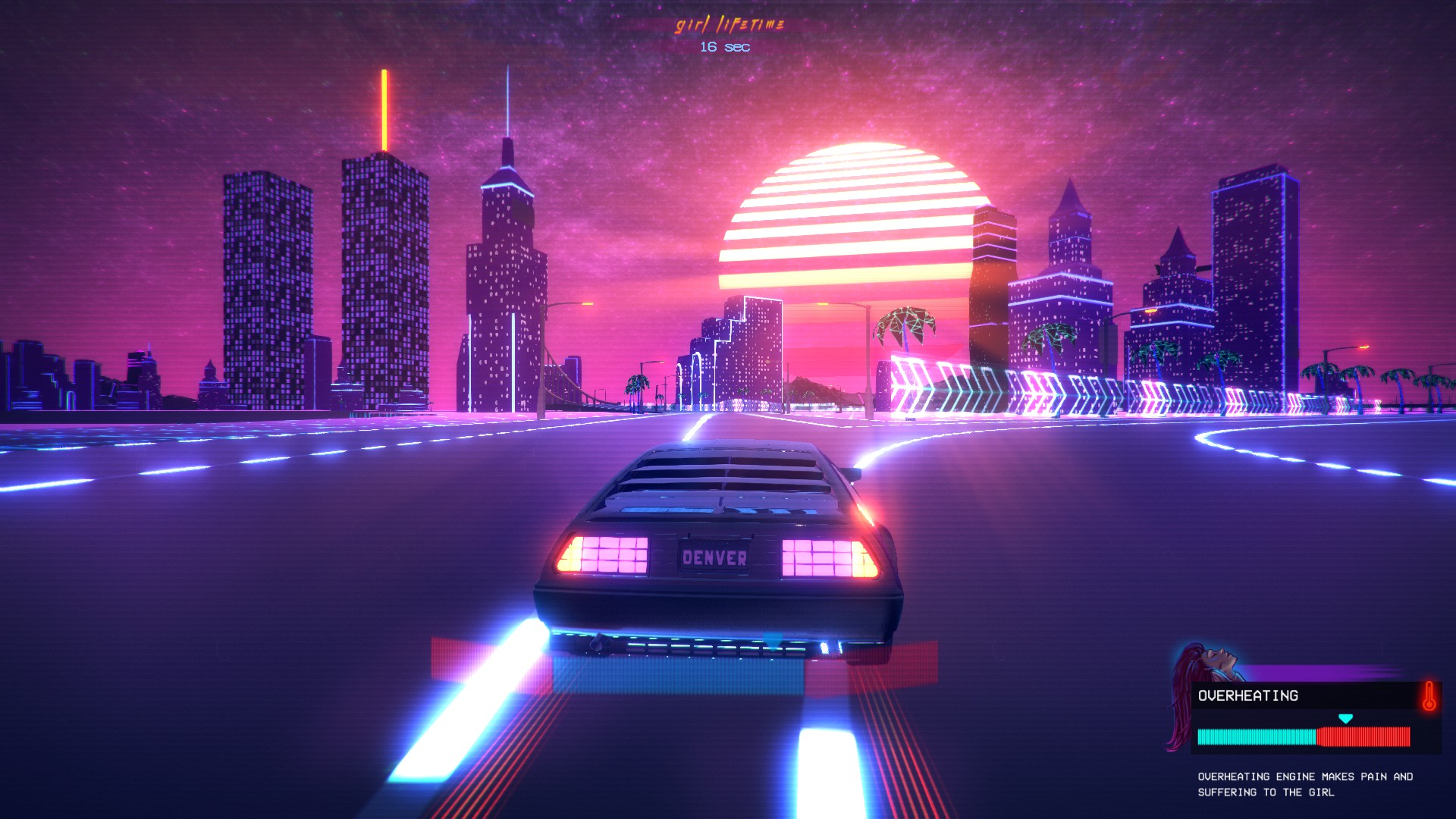 List Of Synonyms And Antonyms Of The Word Neon City Wallpaper