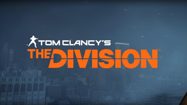 The Division Review Screenshot Wallpaper Title Screen