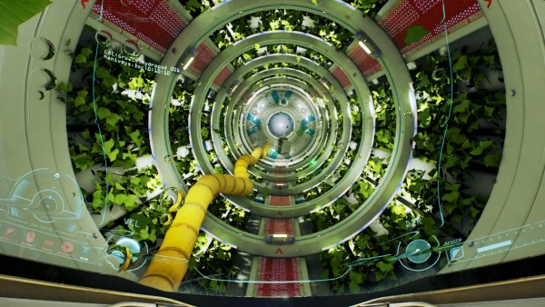 ADR1FT Review Screenshot Wallpaper Biodome