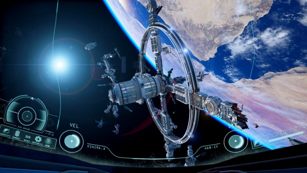 ADR1FT Review Screenshot Wallpaper From Far Away