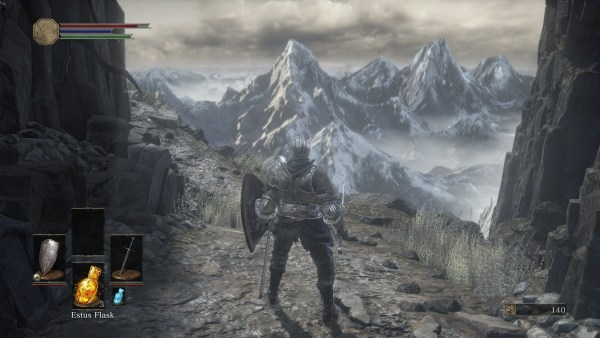 Dark Souls 3 Review Screenshot Wallpaper Boreal Valley