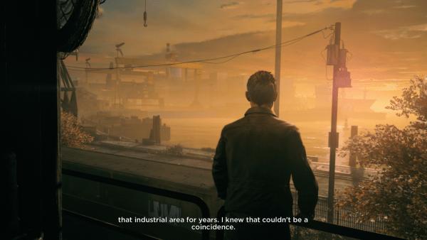 Quantum Break Review Screenshot Wallpaper Industrial Area