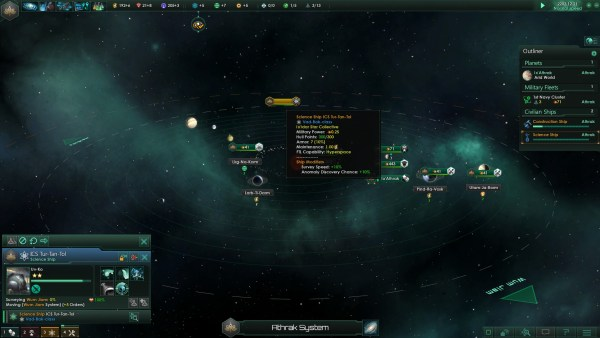 Stellaris Review Screenshot Wallpaper Humble Beginnings
