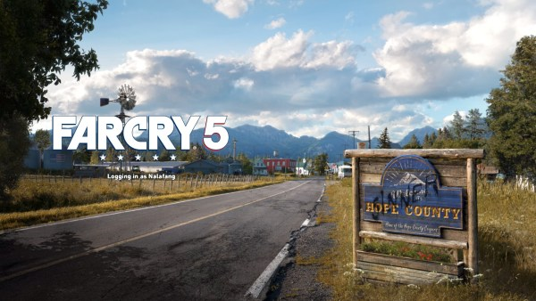 far cry 5 escort the resistance