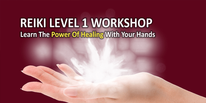Shoden Reiki (Level 1) Training