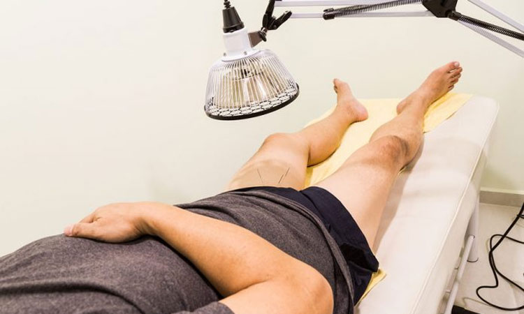TDP Lamp Therapy