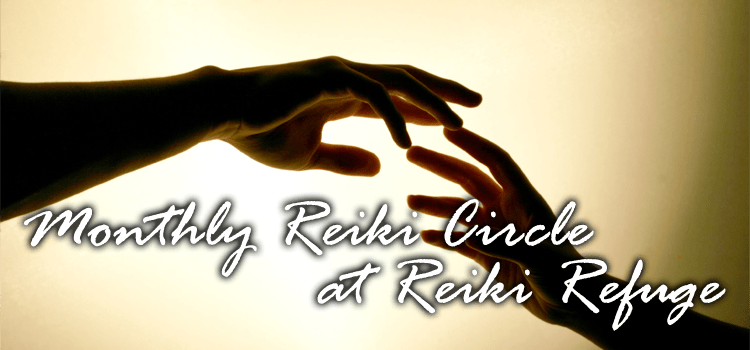 Monthly Reiki Circle