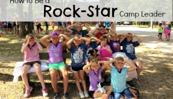 Why Your Kids Should Go to Church Camp