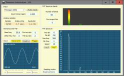 Theremino AudioAnalyzer