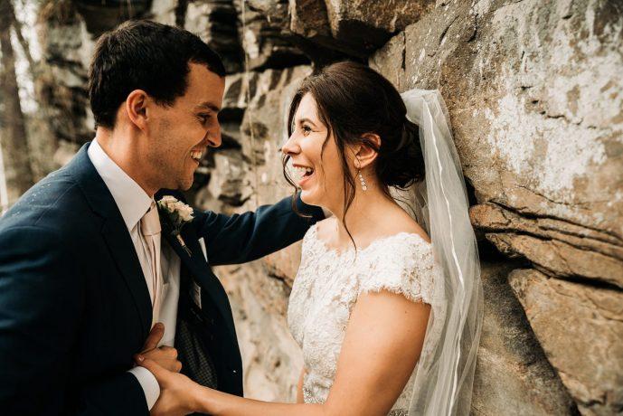 Asheville Chapel Intimate Wedding Photography