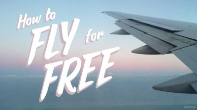 How to Fly for Free - Udemy Course