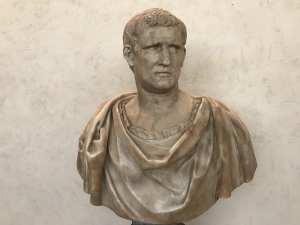 Marcus Agrippa, Uffizi, Florence
