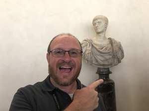 Ray & Caligula, Uffizi, Florence