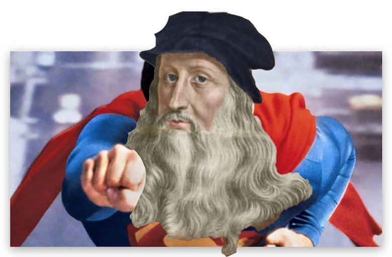 #131 – You'll Believe A Man Can Fly – Leonardo da Vinci Part 21