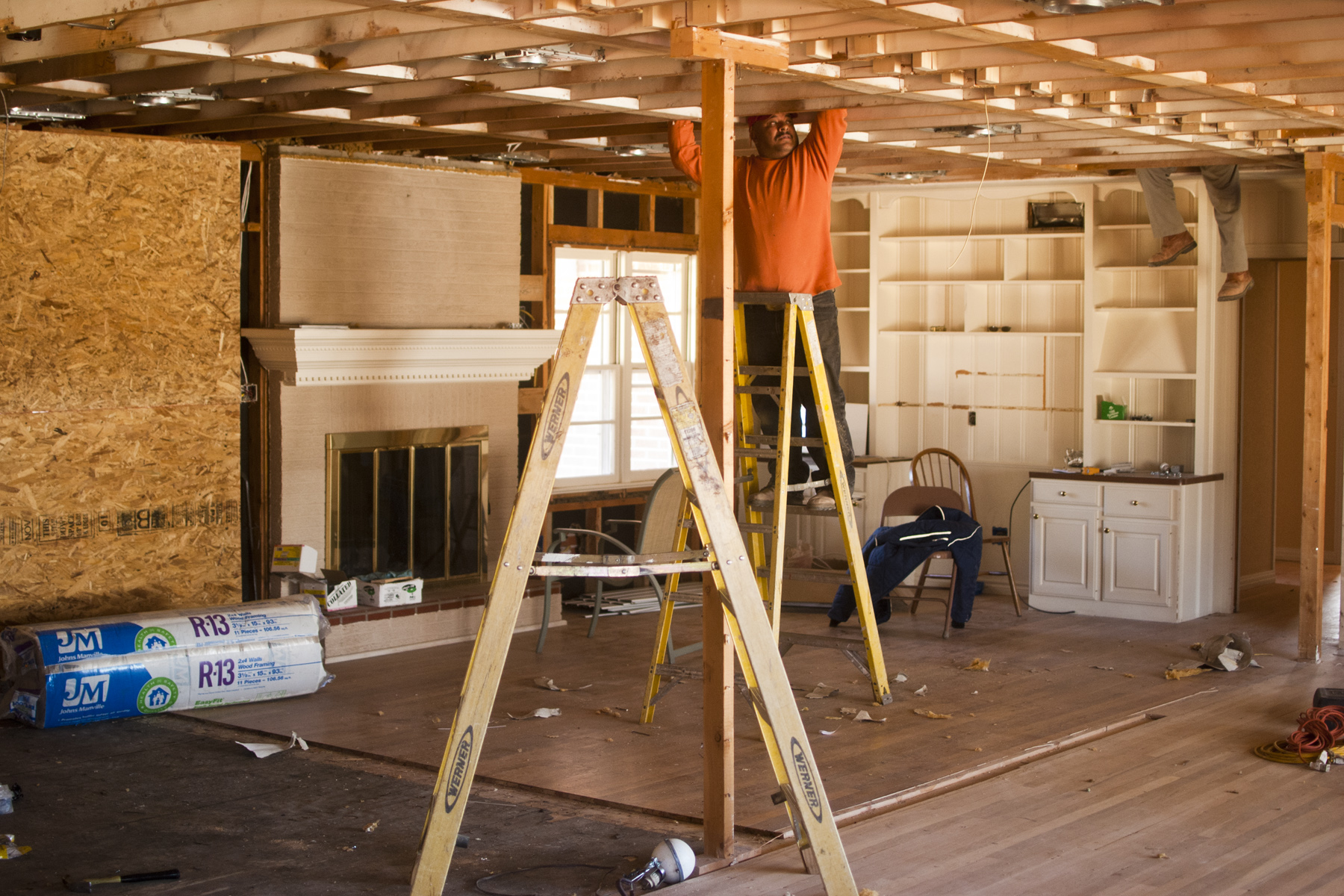 Methods Used To Install Metal Ceiling Tiles