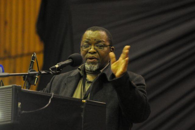 ANC denies special NEC nearly removed Mantashe as secretary