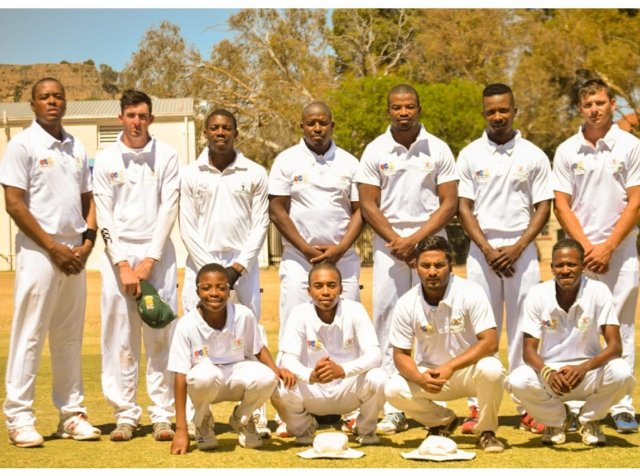 KOMANI KINGS: The Komani Royals are the only team in Komani which plays in the Border promotional league. Its captain, Anathi Joe, says they have set their sights on promotion into the Border premier league Picture: SUPPLIED