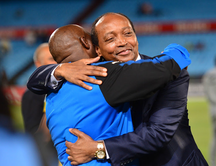BREAKING: Sundowns president Patrice Motsepe inks new four-year deal with  coach Pitso Mosimane - The Rep