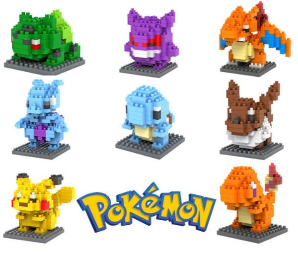 Buy Pokemon lego figures