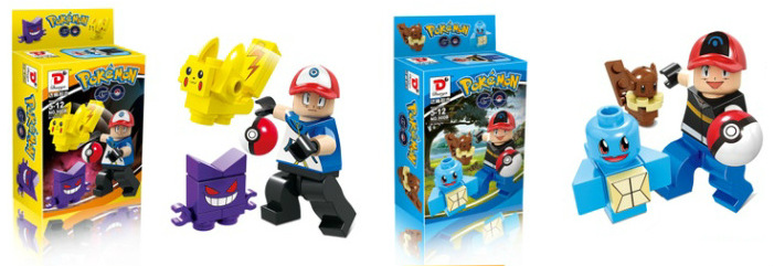 Pokemon replica lego <a href=