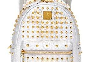 replica mcm backpack