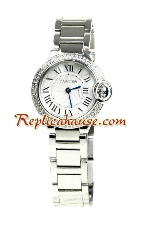 Cartier Balloon Suizo Dama Reloj Réplica RHSP1048 para $449