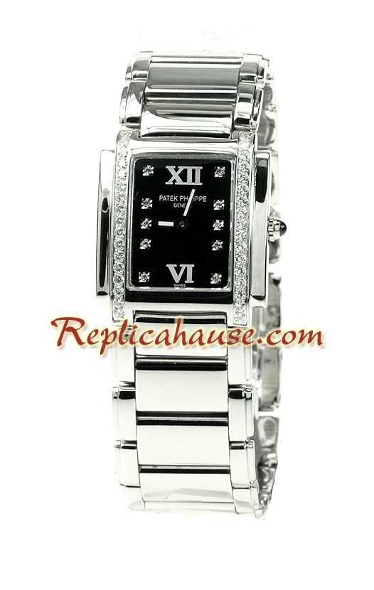 Patek Philippe Twenty Four Reloj Suizo RHSP2260 para $429