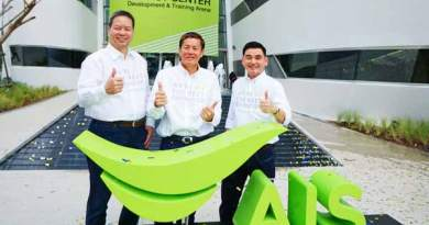 AIS enhance Korat by bring a jobs for enhancing Isaan's Economy