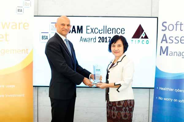 SAM Excellence Award 2017