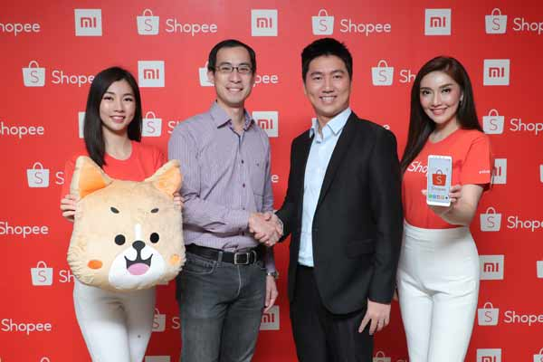 Shopee wth Xiaomi launch exclusive Shopee flash sale on 16 March