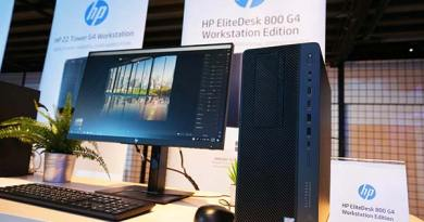HP Unveils World's Most Powerful Workstations