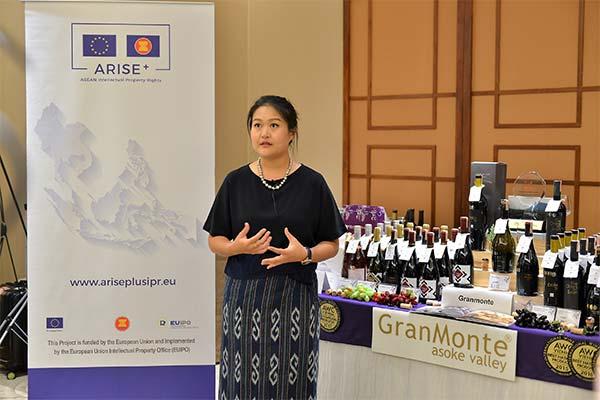 Khao Yai Wine