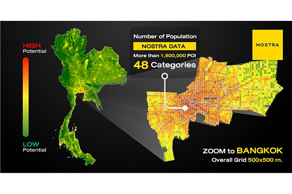 Gridded Population Data