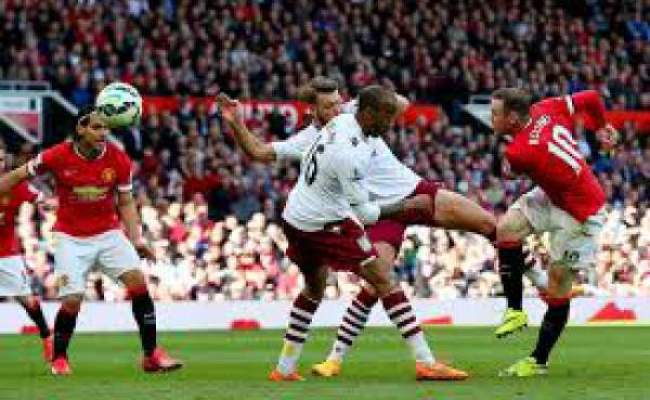 Manchester United Vs Aston Villa Live Streaming Info Epl