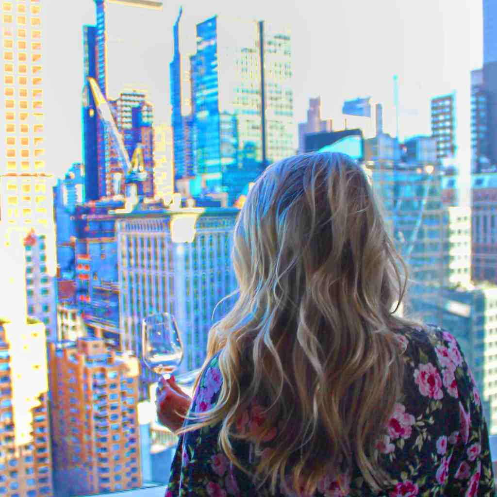Republic of Rose 48 Hours in New York City Travel Guide Mandarin Oriental