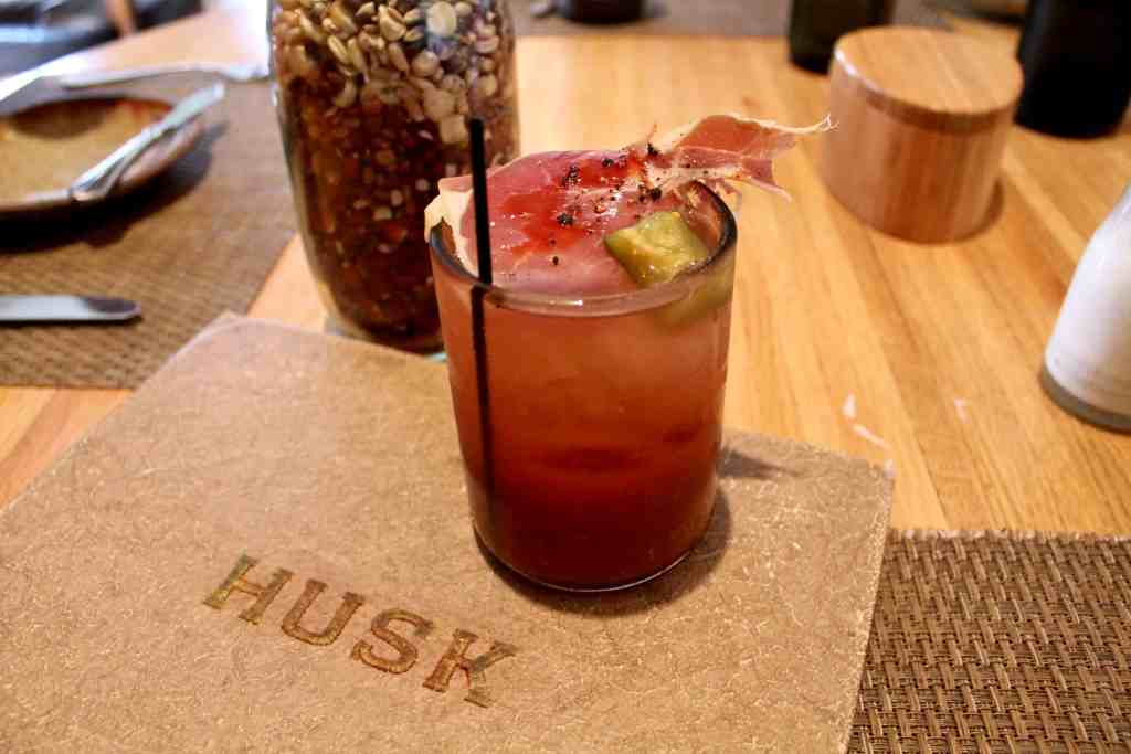 Dining at Husk in Charleston | The Republic of Rose