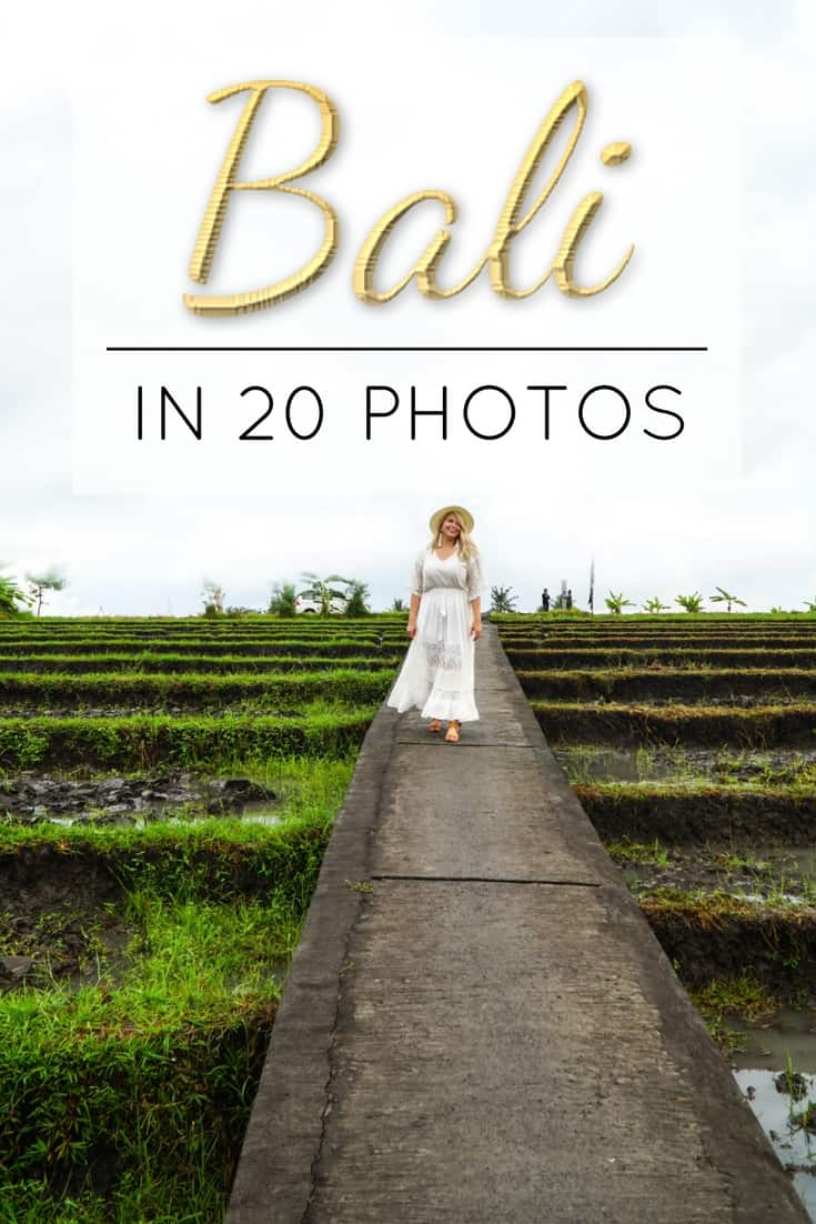 Bali in 20 Photos | The Republic of Rose
