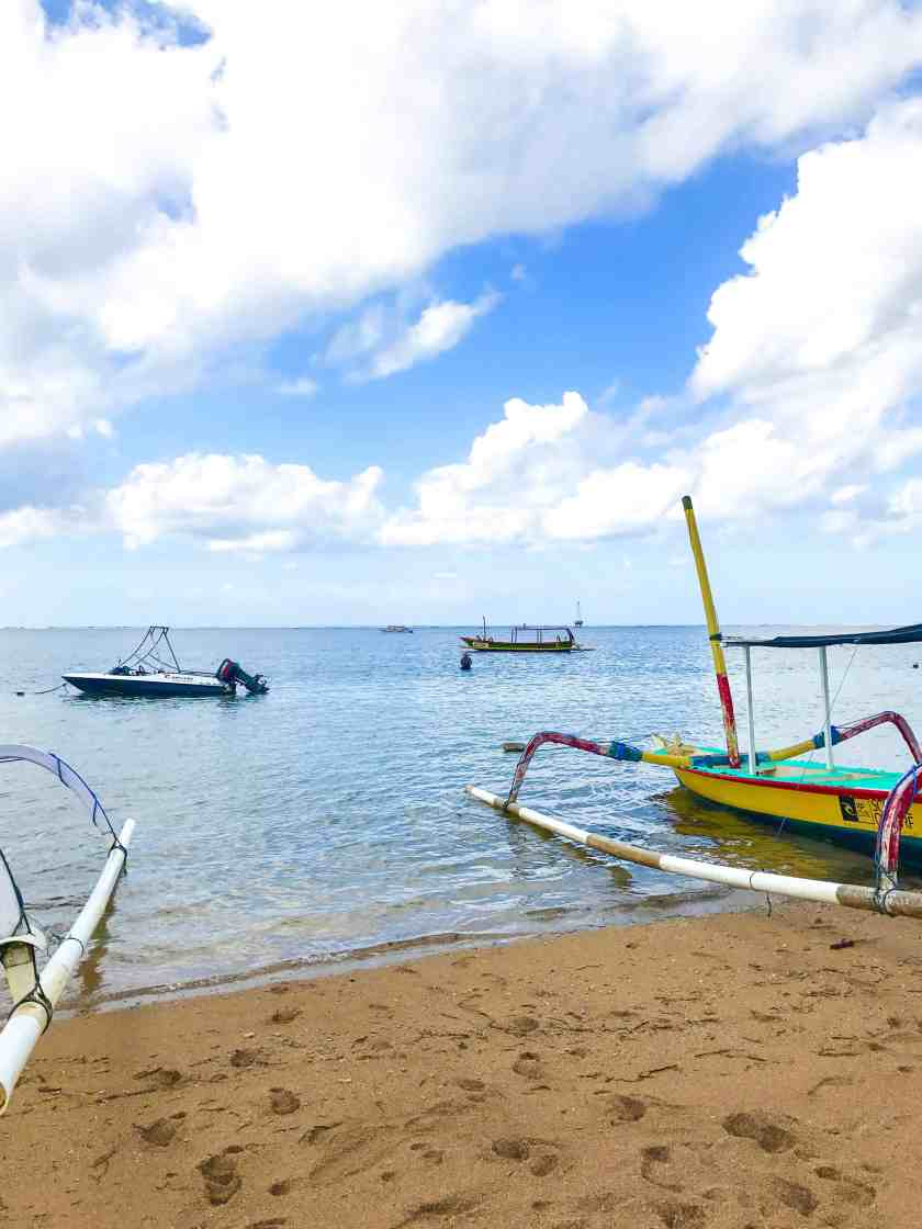 Sanur Beach | Amazing Photos to Inspire You to Visit Bali | The Republic of Rose