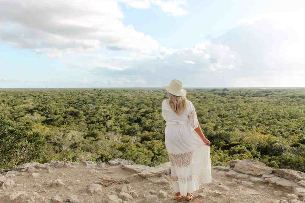 Top Day Trips From Tulum Mexico   Coba Ruins   The Republic of Rose