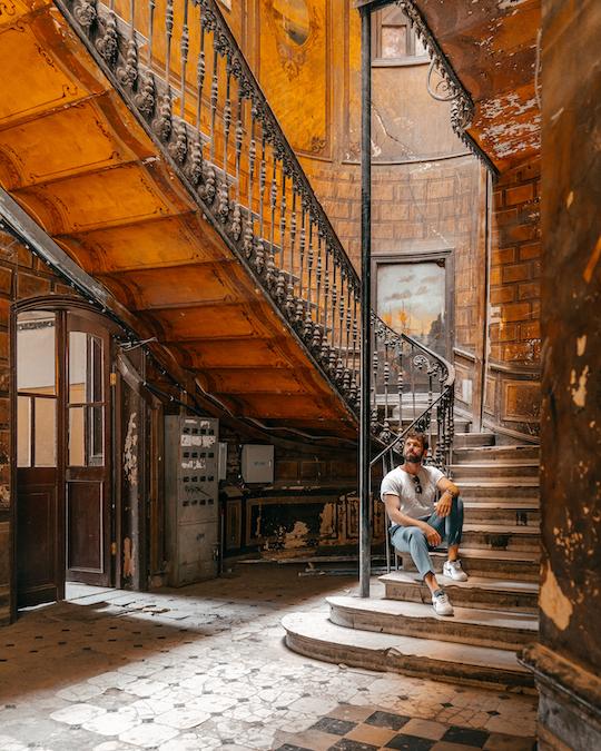 Former Hotel London Tbilisi