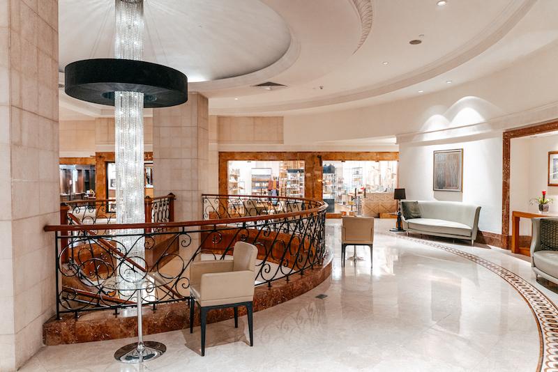 Grand Hyatt Hotel - Amman