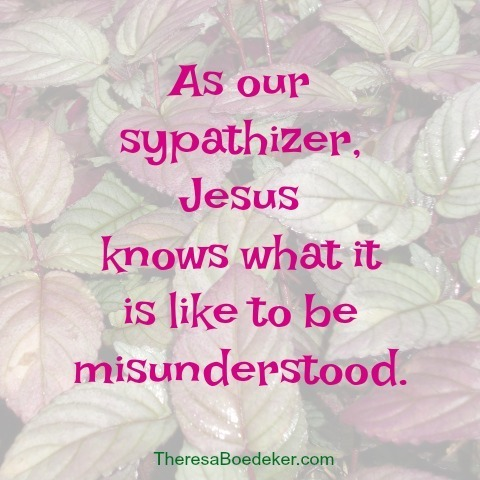 Being misunderstood is hard. We have this deep need to be understood. So what do we do when we feel misunderstood?
