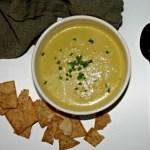 Creamy Zucchini Yogurt Soup
