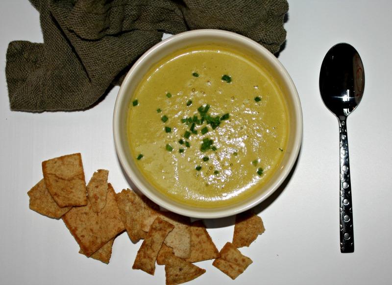 800 zucchini soup