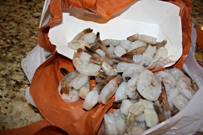 resized edited raw shrimp