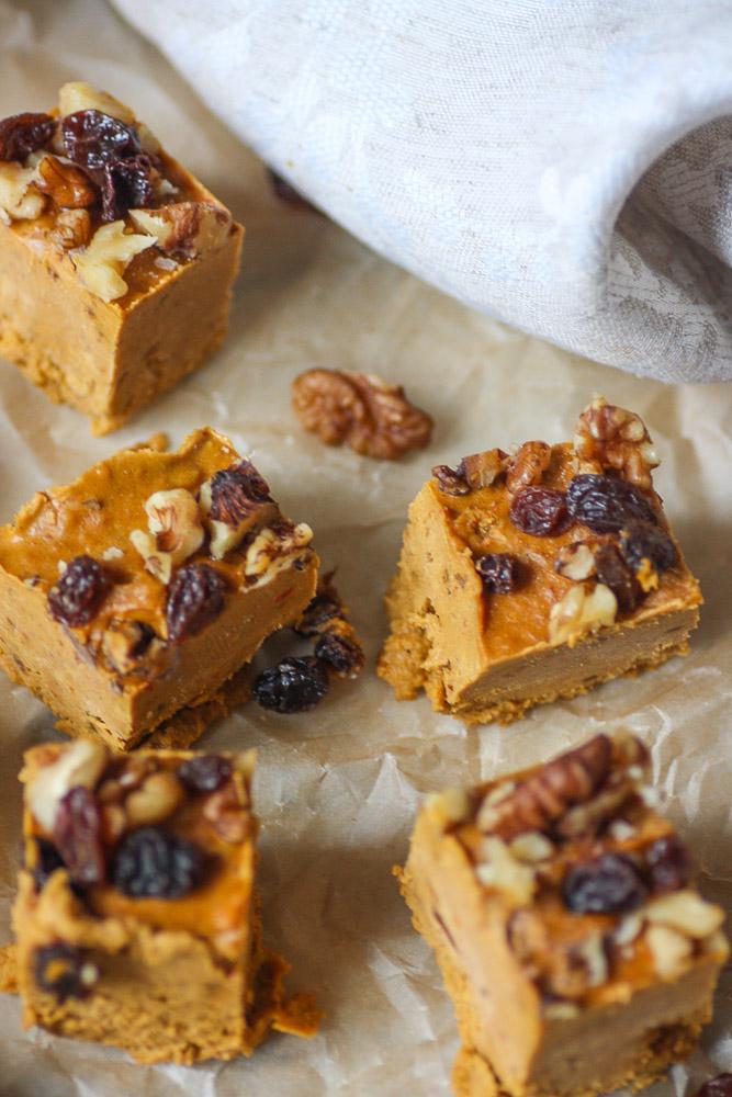 Pumpkin Peanut Butter Fudge (closer)-0044